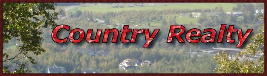 Banner for Country Realty